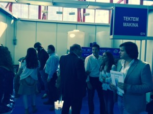 Cleanvac at Pulire Madrid 2015 27-29 October