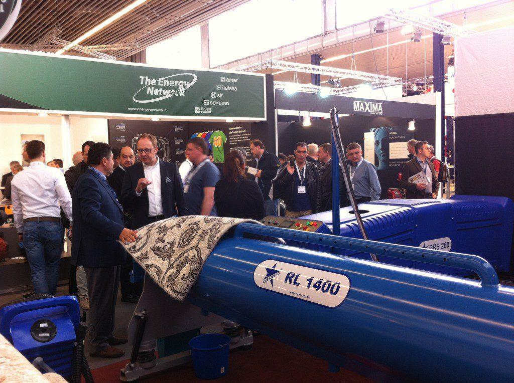 issa interclean 2014 amsterdam cleaning machines fair - cleanvac