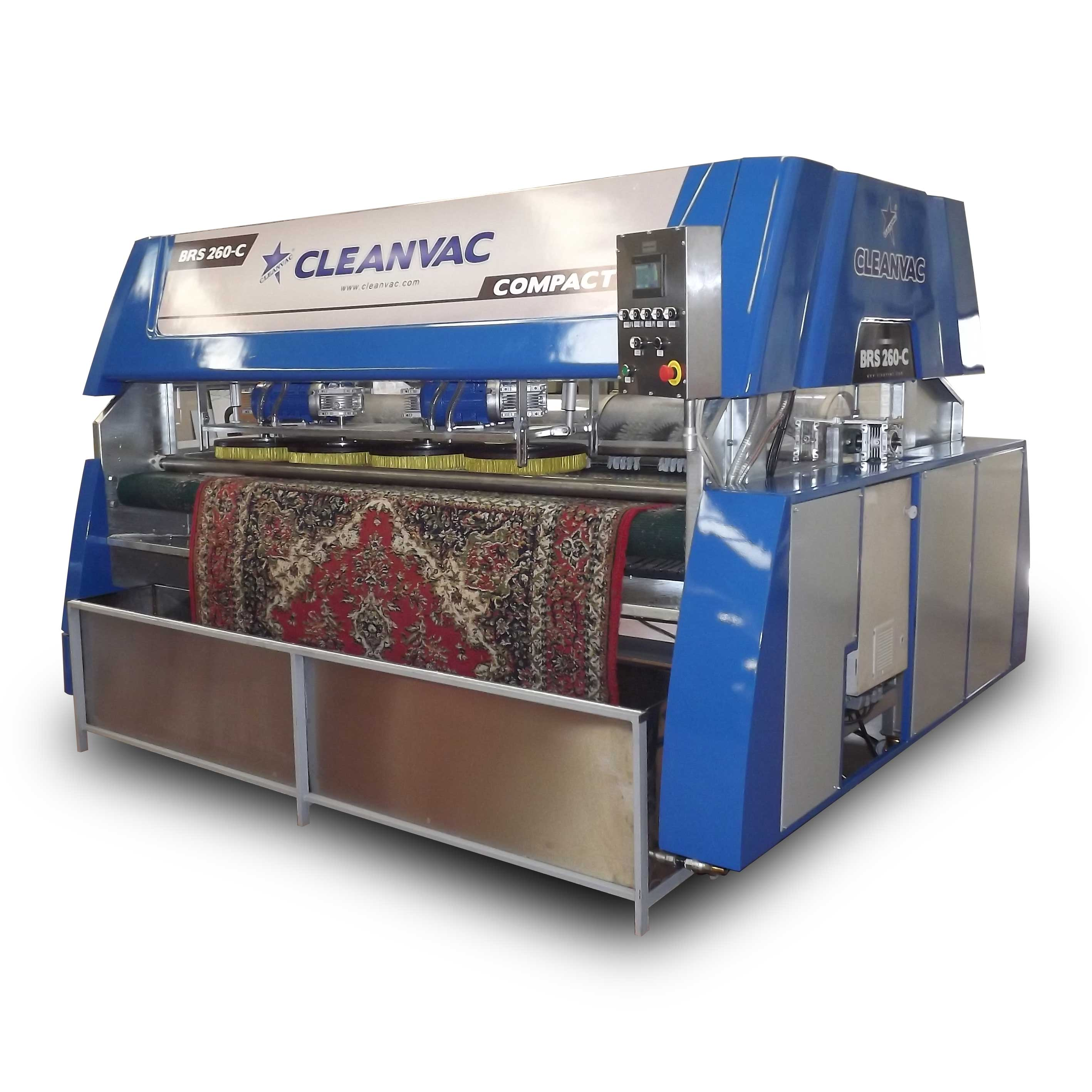 Cleanvac Rug Cleaning Machines Automatic Carpet
