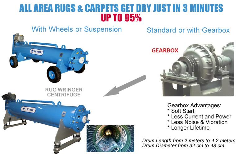 centrifuge wringers