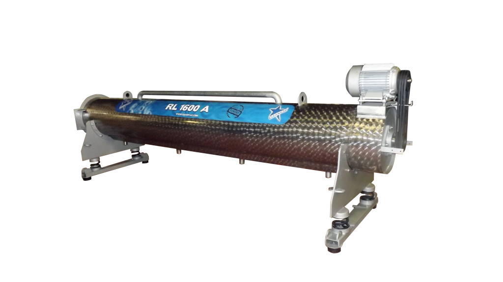 carpet centrifuge wringer- apin dryer - carpet spinner - rug spinner