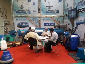 Dubai Middle East Cleaning Show 2015
