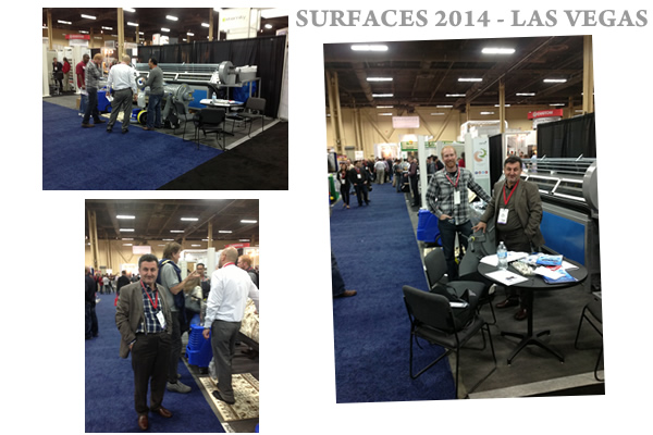 surfaces 2014 las vegas cleanvac